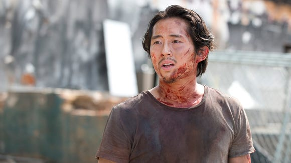 Glenn can do/survive anything. He will obviously save