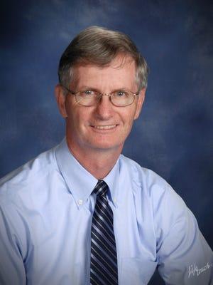 Dr. John P. Fogarty, dean of the FSU College of Medicine