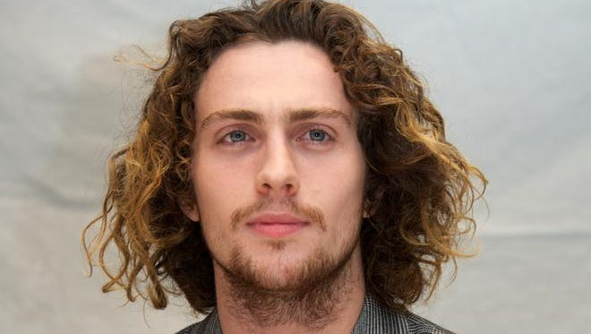 "TORONTO, ON - SEPTEMBER 09:  Aaron Taylor-Johnson at the ""Anna Karenina"" Press Conference at the Park Hyatt on September 9, 2012 in Toronto, Ontario.   Credit: Vera Anderson/WireImage"