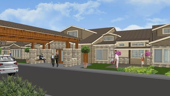 The Reserve will provide a high-end housing option for seniors in the Wausau area.