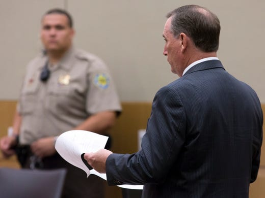 Jury considering life, death for killer of Glendale police ...