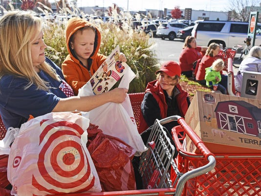 Holiday Shopping-Consumer Confidence