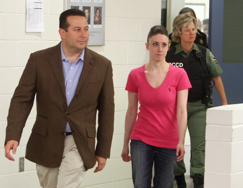 Casey anthony dating lead investigator