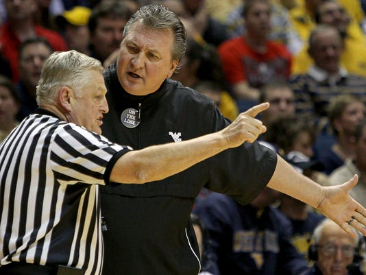 Bob Huggins, Jim Burr