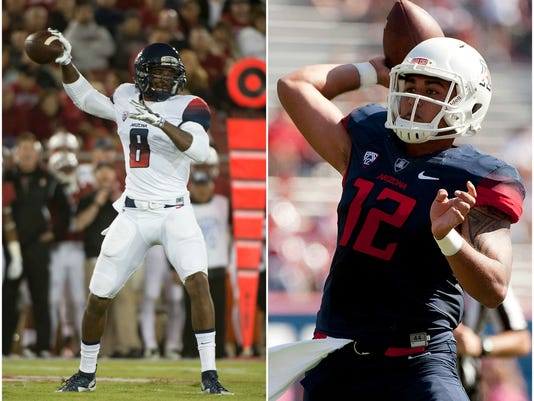 Arizona quarterbacks
