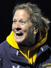 The late Susan Pusey, celebrated Pocomoke head field