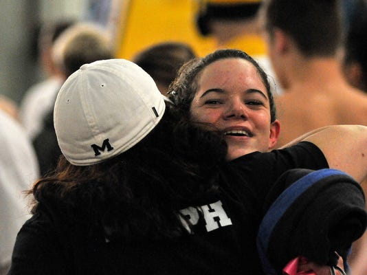 Swimming: NW District Mansfield Sectionals at Malabar