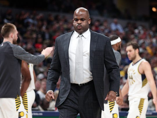 Pacers coach Nate McMillan won't have much time to exhale, facing a demanding final 16 games of the season.