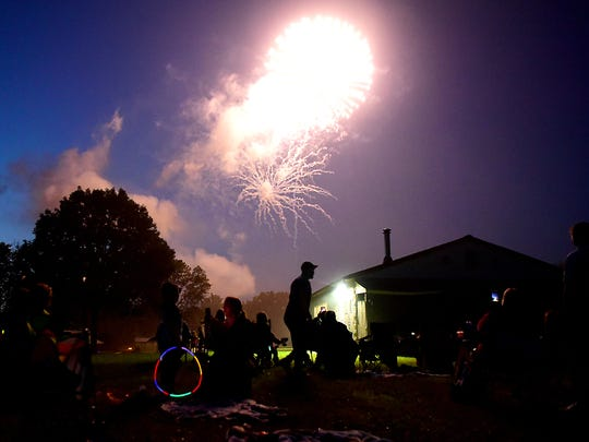 Where to find Fourth of July fireworks around Binghamton
