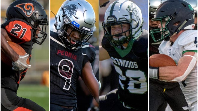 Manual, Peoria High, Richwoods and Notre Dame make up the West Division of the Big 12 Conference, which released its spring 2021 schedule this week.
