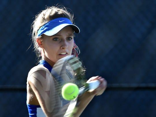 Alpine Tennis Camp is scheduled during both weeks of