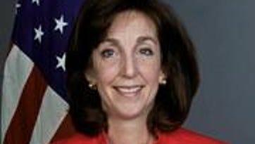 U.S. Ambassador Roberta Jacobson