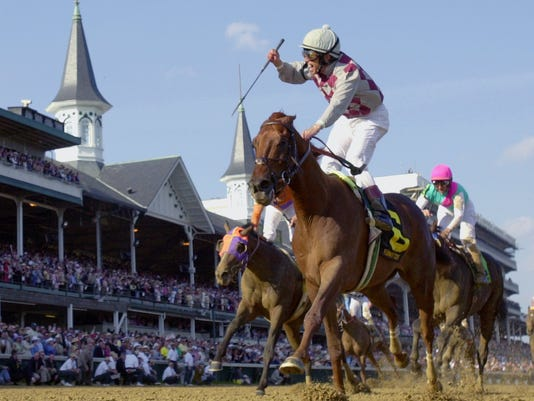 Kentucky Derby 2003 Winner Funny Cide To Parade At Saratoga
