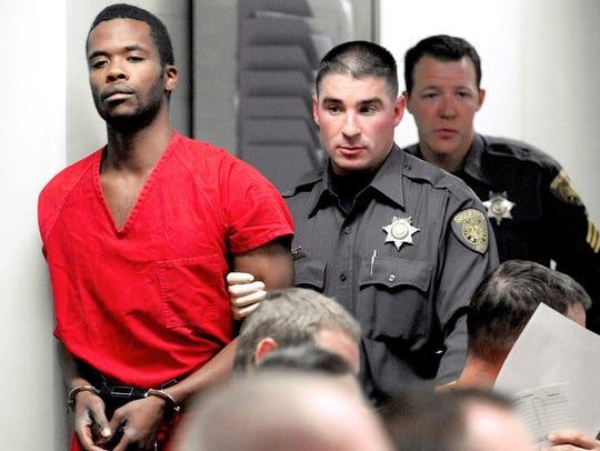 Tamir Hamilton was sentenced to a life term for the