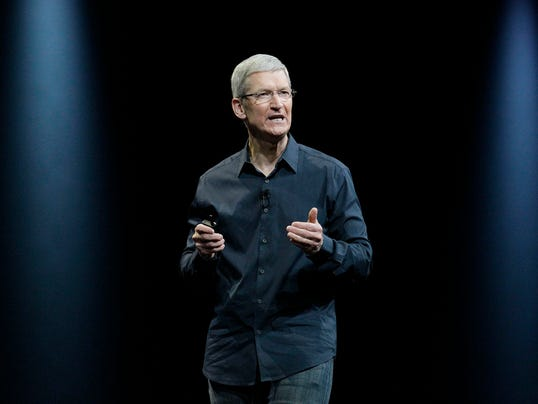 AP Apple Conference1