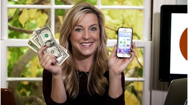 Jennifer Jolly shares tips on how to save money with finance apps.