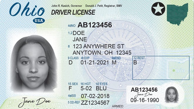 Ohio's new optional compliant driver's license meets requirements for access to federal facilities or services.