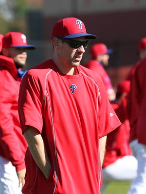 Cliff Lee was placed on the 60-day disabled list with a right forearm strain.