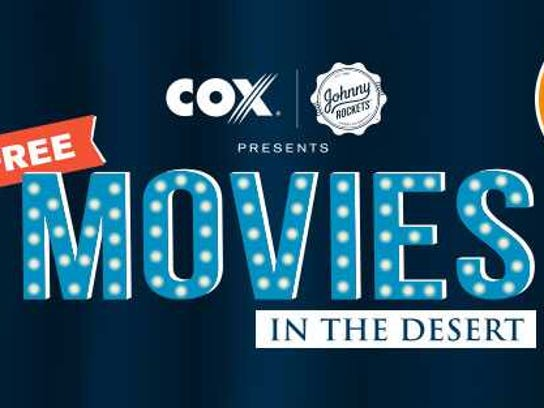 Movies in the Desert is providing a free screening