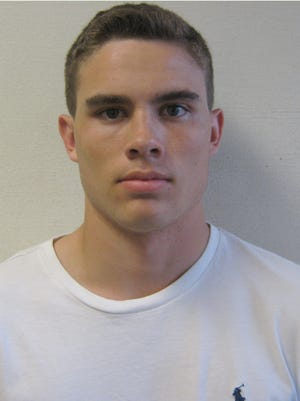 Gavin Stephens, an Eagle Scout, is serving an eight-year prison sentence for his role in an assault during which police say he duct taped the forearms of two men as his brother, Ross Stephens, held a gun at them and yelled threats.