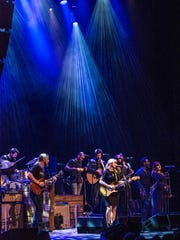 Tedeschi Trucks Band are playing in Jackson Feb. 28