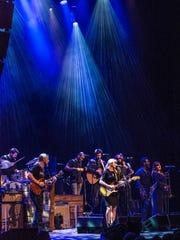 Tedeschi Trucks Band are playing in Jackson Feb. 28 at Thalia Mara Hall.