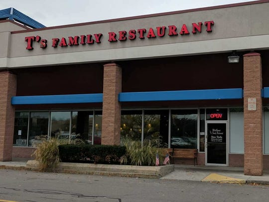 T's Family Restaurant in Webster.