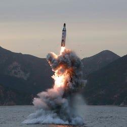 Second straight North Korea ballistic missile test fails