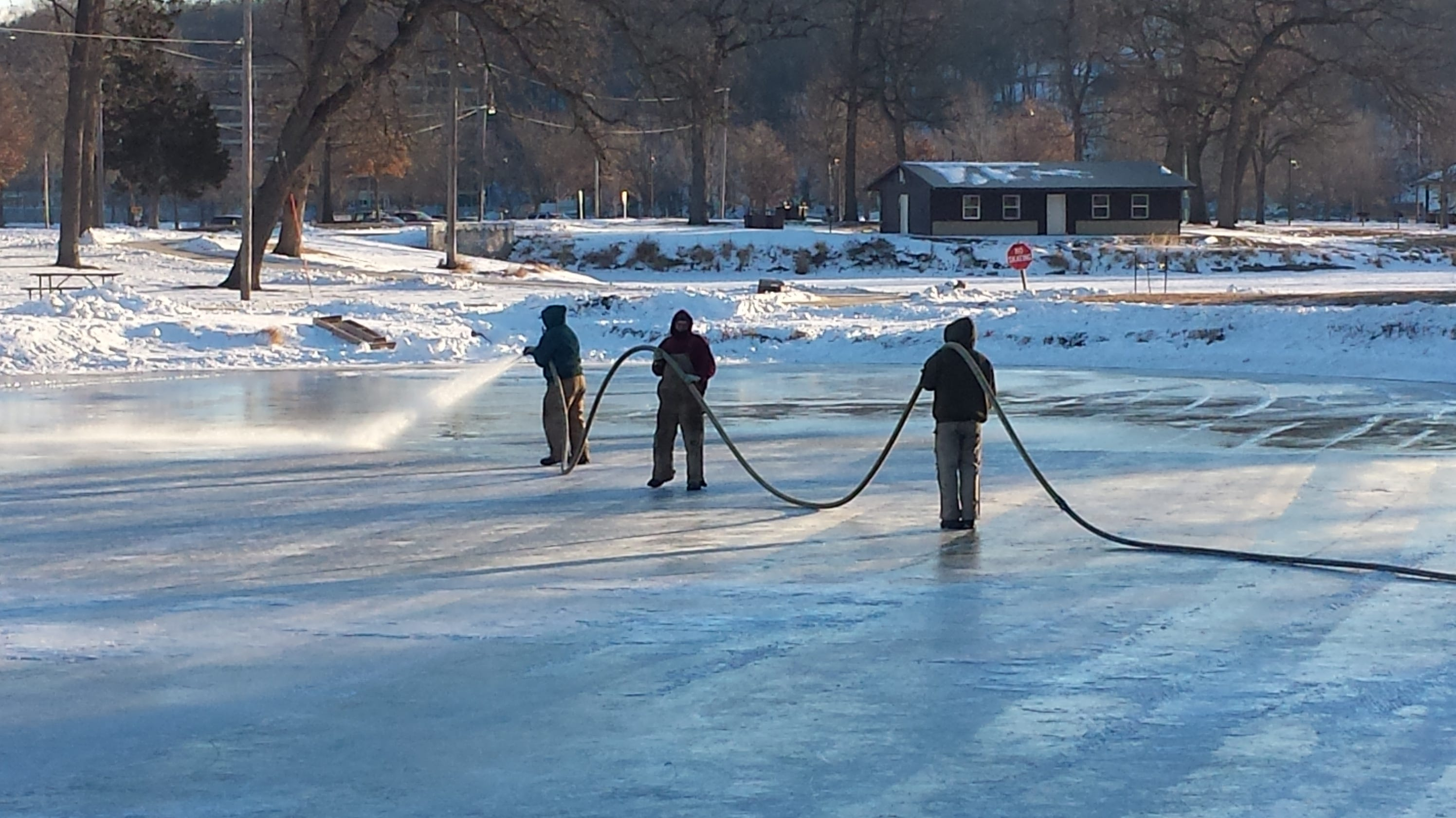 ic ice skating areas now open