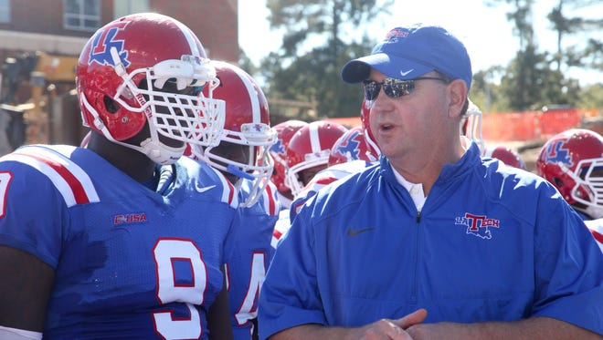 Louisiana Tech is expecting a more competitive game from Western Kentucky after the Bulldogs cruised to a 59-10 win in 2014.