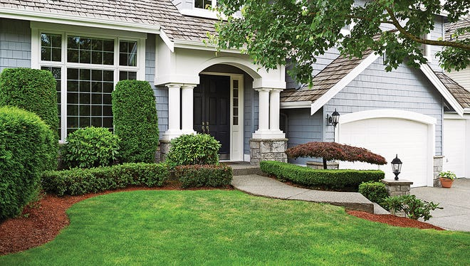 Landscaping includes maintaining a healthy lawn as well as planning and designing your outdoor space with a variety of plants.