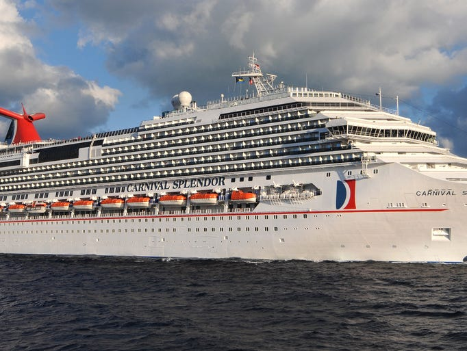 carnival cruise line value chain