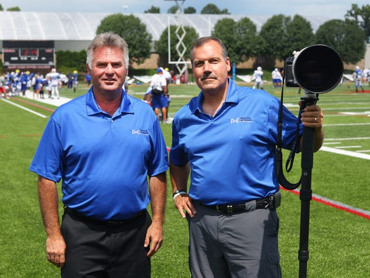 Bills beat reporter Sal Maiorana and photographer Jamie Germano will be providing coverage from Canton this weekend.