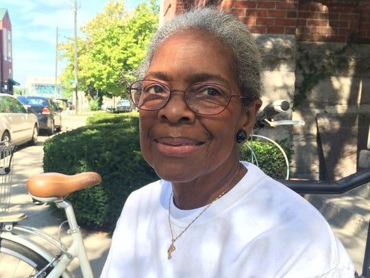 Olivia McGee-Lockhart, Bethel AME's historian, said