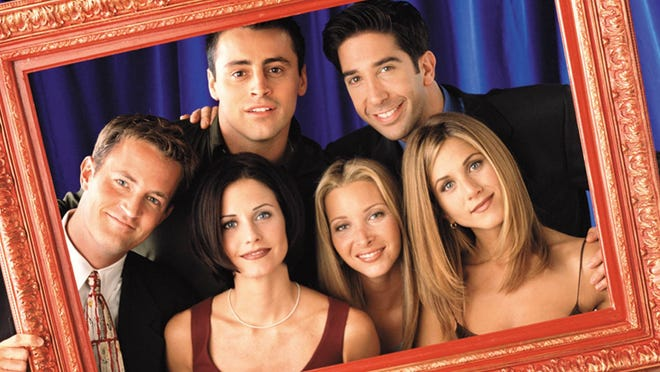 The first episode of the popular sitcom Friends aired 25 years ago on Sept. 22, 1994.