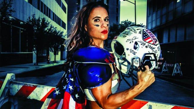 Photo courtesy of Jen Welter via USA TODAY Sports.