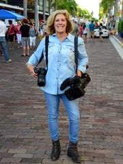 Photographer/videographer Ilene Safron of Main Sail