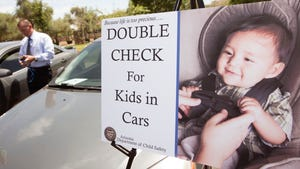 There has been 1 hot-car death in 2021, according to Kids and Car Safety, that occurred last month in North Carolina when a mother left her 5-month-old in a car.