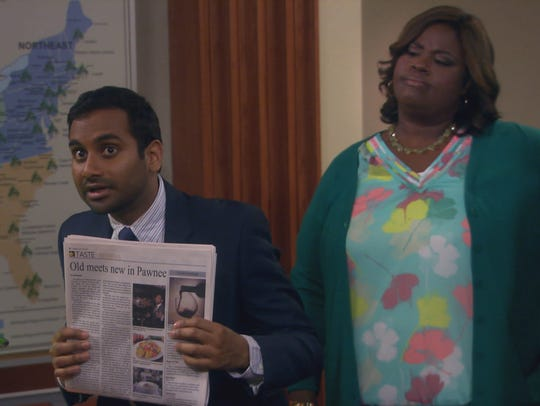 Tom Haverford brags about his new restaurant being