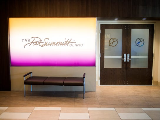 The Pat Summitt Clinic at UT Medical Center in Knoxville