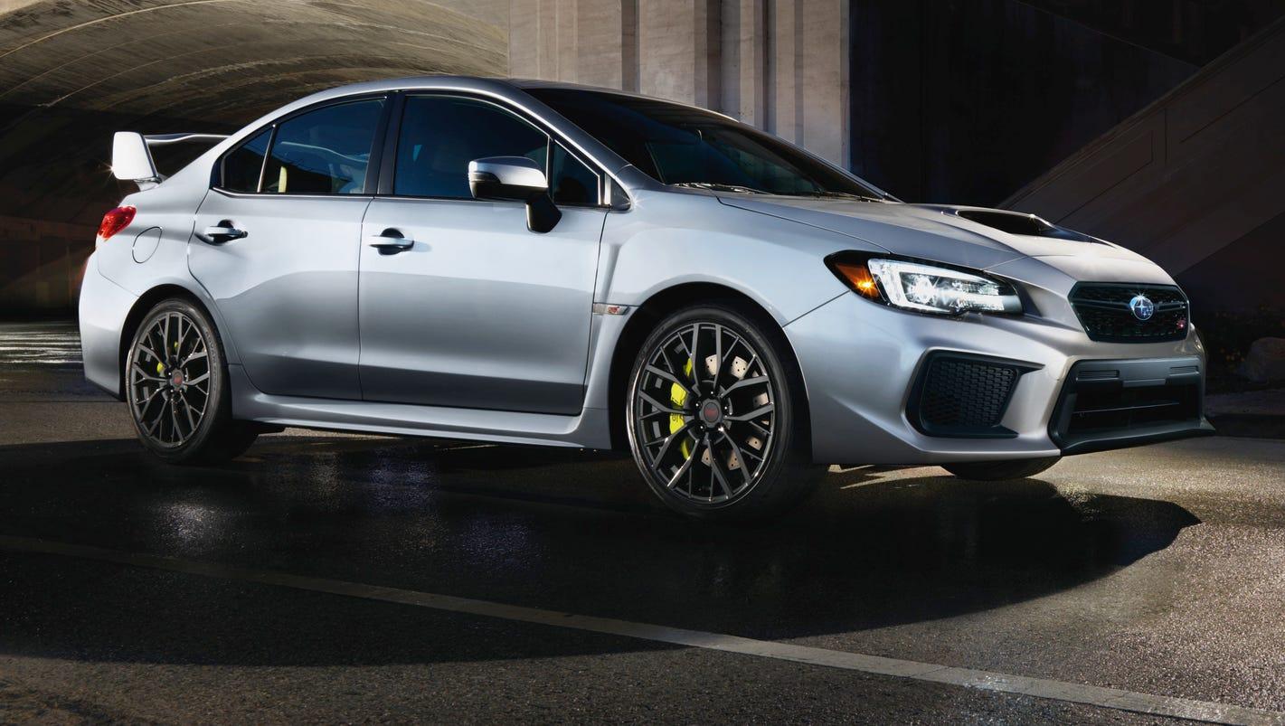 Subaru subaru images : Review: Subaru WRX STI is spunky but lacks refinement