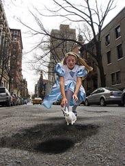 Alice in Wonderland - 30th Street.NYC