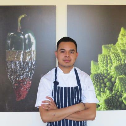 Ventura County-based chef Juan Agustin will present