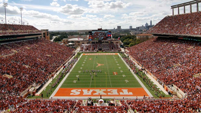 The University of Texas continues to lead the nation in athletic revenue and spending, based on date provided by the school Thursday.