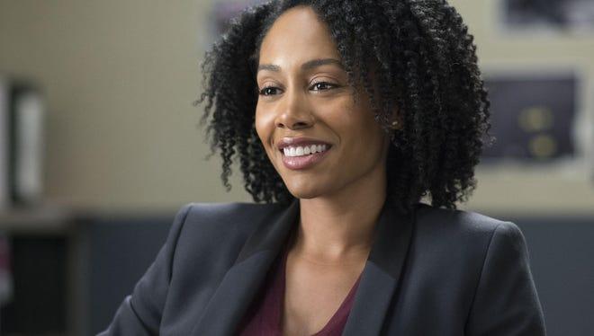 "Detroit native Simone Missick plays Misty Knight in new Netflix series ""Marvel's Luke Cage."""
