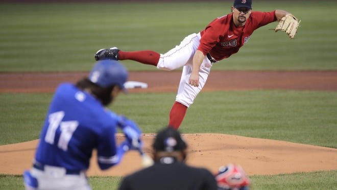 Zack Godley worked in Wednesday's exhibition game against the Blue Jays and could do so again next week against the Mets.