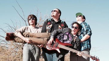 The Cody Blackbird Band plays White Horse Black Mountain Feb. 20.