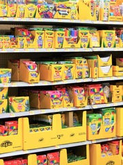Most school supplies will be sales-tax free this weekend across Arkansas.