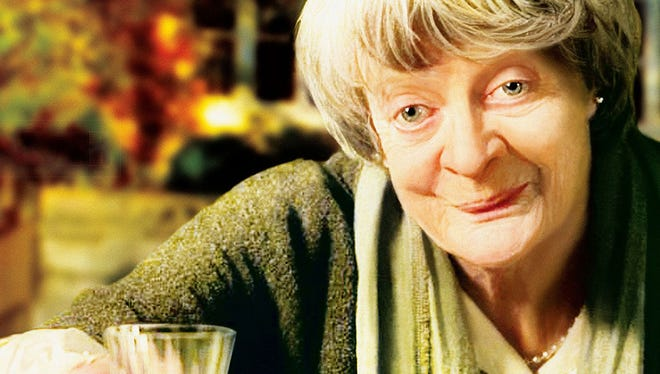 "Maggie Smith stars in ""My Old Lady."""