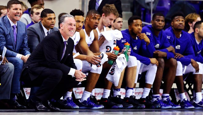 TCU coach Jamie Dixon is building his alma mater into a program to be reckoned with.